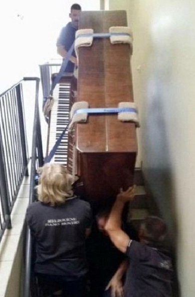 melbourne piano movers stairs2